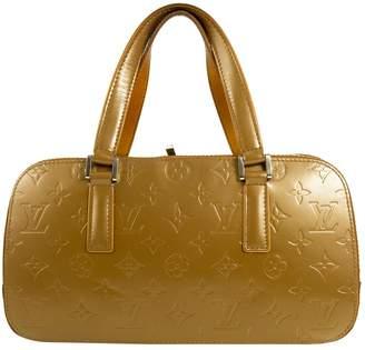Louis Vuitton Leather Satchel