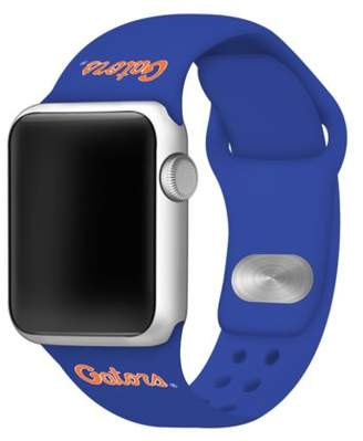 Affinity Bands Florida Gators 38mm Silicone Sport Band fits Apple Watch - BAND ONLY