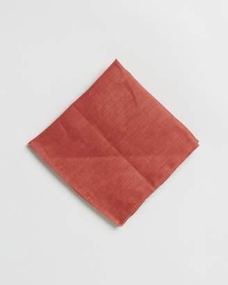 Jeff Banks Linen Pocket Square