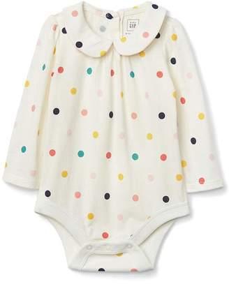 Dotty peter pan bodysuit $19.95 thestylecure.com