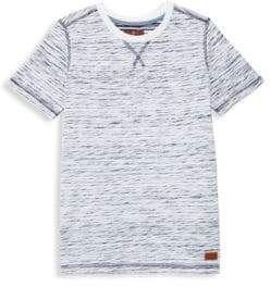 7 For All Mankind Boy's Evening Stripe T-Shirt