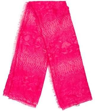 Stella McCartney Wool-Blend Scarf