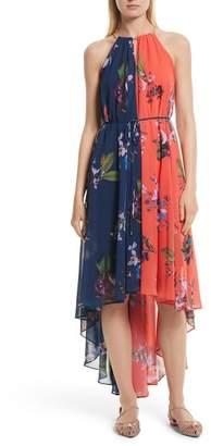 Ted Baker Hanie Hi-Lo Maxi Dress