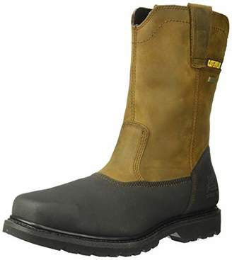 Caterpillar Men's Canyon Pull ON Waterproof Steel Toe Construction Boot 10.5 W US