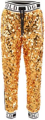 Dolce & Gabbana Sequins Joggers