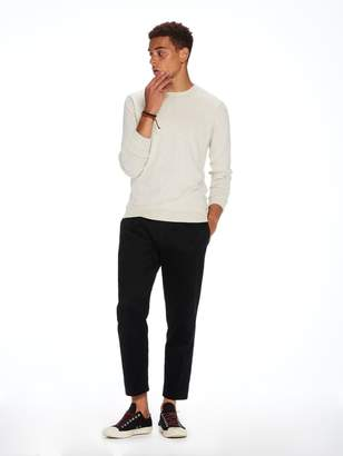 Scotch & Soda Black Dress Trousers Relaxed slim fit
