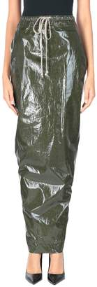 Rick Owens Long skirts