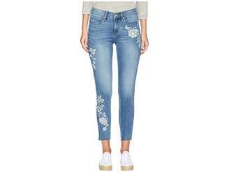 Nicole Miller New York High-Rise Skinny Castle Garden Women's Jeans