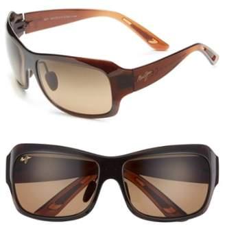 Maui Jim Seven Pools 62mm PolarizedPlus2(R) Sunglasses