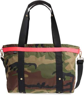 ANDI The ANDI Camo Convertible Tote