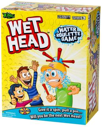 Zing Wet Head Water Roulette Game $28.99 thestylecure.com