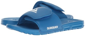 Quiksilver - Shoreline Adjust Men's Slide Shoes $25 thestylecure.com