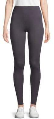 Hanro High-Rise Silk & Cashmere Leggings