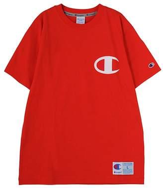 にゃー / にゃーとチャンピオンのビッグロゴT / Tシャツ