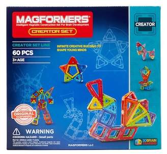 Magformers Creator Magnetic 3D Construction Set