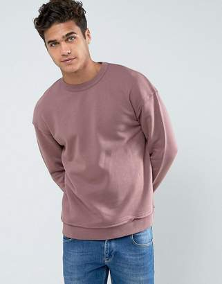 Jack and Jones Originals Sweatshirt With Drop Shoulder