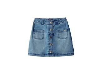 Tommy Hilfiger Denim Skirt (Little Kids/Big Kids)