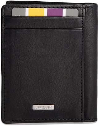 Gents SADDLER Soft Nappa Front Pocket Wallet with Magnetic Money Clip
