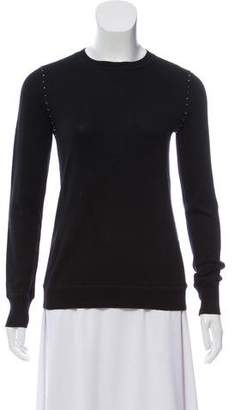 Lela Rose Wool & Silk Sweater