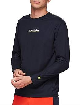 Nautica Ls Competition Tee
