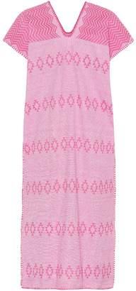 Pippa Holt No. 41 embroidered cotton kaftan