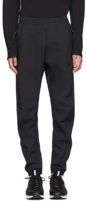 Nike Black Tech Pack Woven Track Pants