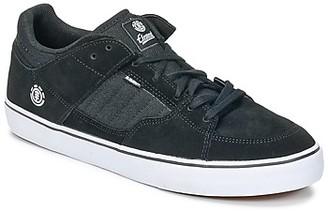 Element GLT2 men's Skate Shoes (Trainers) in Black