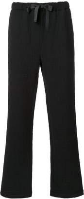 Matthew Miller drawstring trousers