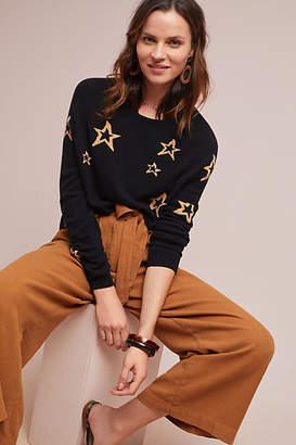 Lili's Closet Star Intarsia Sweater
