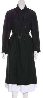 Gucci Lightweight Silk Trenchcoat