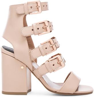 Laurence Dacade Kloe Leather Heels $1,050 thestylecure.com