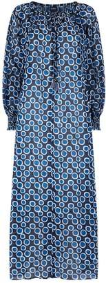 Max Mara Muslin Cotton Maxi Dress