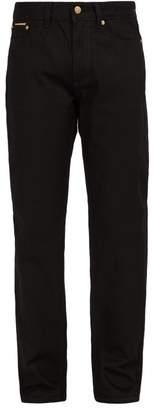 Eytys Straight Leg Jeans - Mens - Black