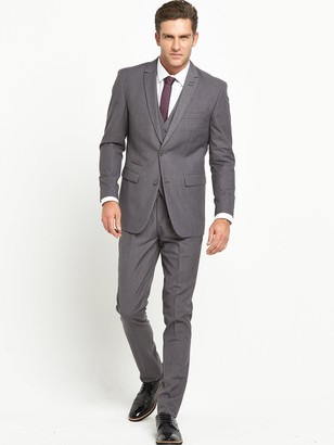 Skopes Madrid Suit Jacket - Grey