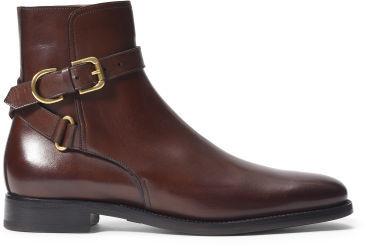 Ralph Lauren Macon Calf Boot