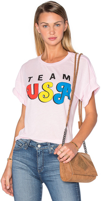 Wildfox Couture Team USA Tee $64 thestylecure.com