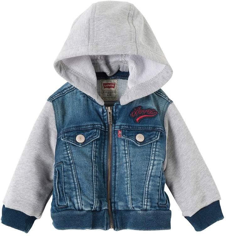 Baby Boys Denim Trucker Jacket