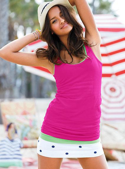 Victoria's Secret Cami Tunic