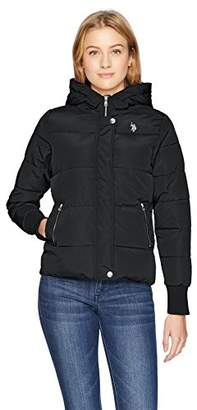 U.S. Polo Assn. Women's Puffer Jacket