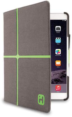 Jet Set iHome Gray/Green iPad Swivel Case