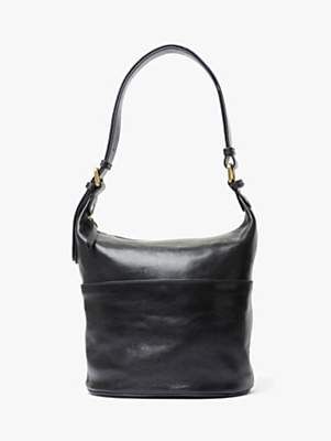 b7441b839949 John Lewis   Partners Kepley Leather Cross Body Bag
