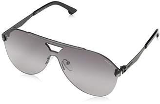Police Sunglasses Men's Flow 1 SPL339 Sunglasses,0