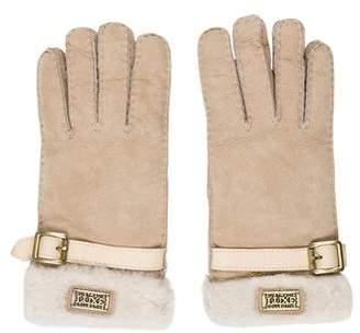 Australia Luxe Collective Sheepskin & Shearling Gloves