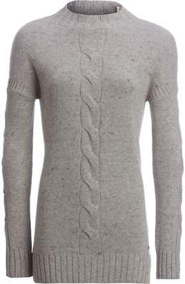 Barbour Priory Funnel Neck Sweater - Women's