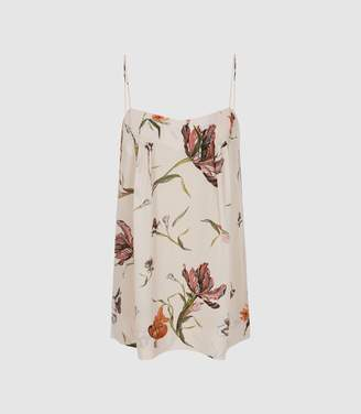 Reiss Lois - Floral Cami Top in Multi