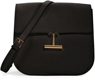 TOM FORD Tara Leather Crossbody Bag $1,990 thestylecure.com