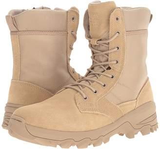 5.11 Tactical Speed 3.0 Desert Side Zip Men's Work Boots