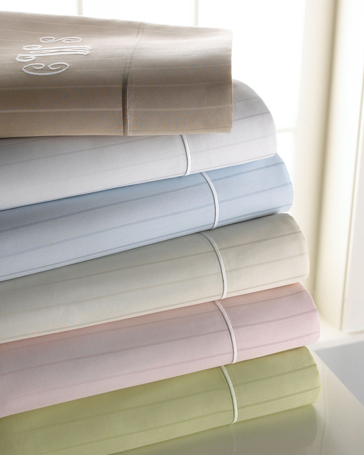 Sferra Marcus Collection Striped Sheet Sets by