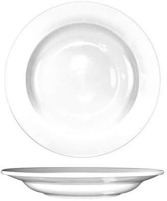 ITI Iti Pasta Bowl, 12 oz., Ceramic European White PK12, DO-105