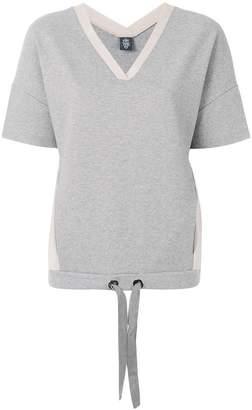 Eleventy V-neck sweatshirt